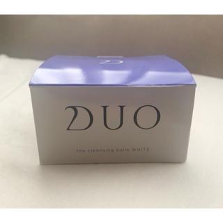 DUO クレンジングバーム ホワイト 90g