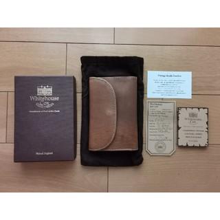 ホワイトハウスコックス(WHITEHOUSE COX)のRicorico 様 専用(折り財布)