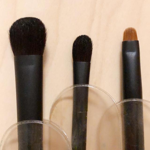RMK(アールエムケー)のRMKアイシャドウブラシセット コスメ/美容のメイク道具/ケアグッズ(ブラシ・チップ)の商品写真