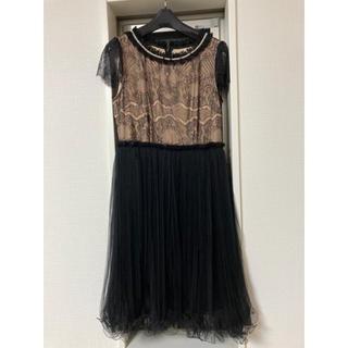 ダブルスタンダードクロージング(DOUBLE STANDARD CLOTHING)のダブルスタンダードクロージング バニラクチュール ワンピース ドレス(ミディアムドレス)