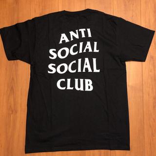 アンチ(ANTI)のアンチソーシャルソーシャルクラブ SIZE : L(Tシャツ/カットソー(半袖/袖なし))