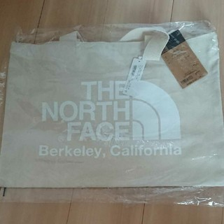 THE NORTH FACE - THE NORTH FACE Organic Cotton Tote