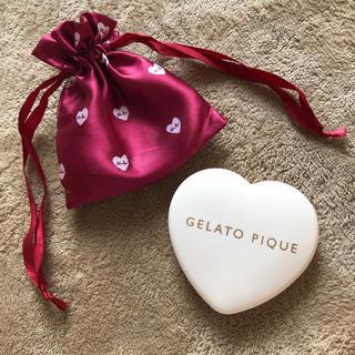 ジェラートピケ(gelato pique)のGELATO PIQUE 印鑑ケース&巾着(印鑑/スタンプ/朱肉)