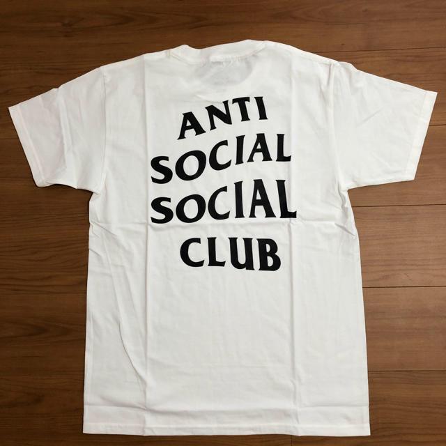 ANTI(アンチ)のアンチソーシャルソーシャルクラブ SIZE : L メンズのトップス(Tシャツ/カットソー(半袖/袖なし))の商品写真