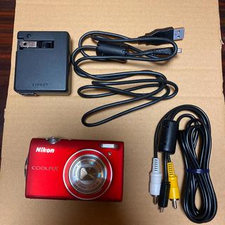 ニコン(Nikon)のデジカメ NIKON LUMIX COOLPIX S5100(コンパクトデジタルカメラ)
