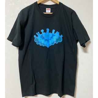 シュプリーム(Supreme)のSupreme 野村周平着用 Cloud Tee 19SS 半袖 BLACK M(Tシャツ/カットソー(半袖/袖なし))