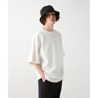 ハレ(HARE)のHARE ハレ ビッグスウェットカットソー ホワイト Mサイズ(Tシャツ/カットソー(半袖/袖なし))