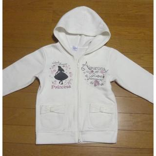 ニシマツヤ(西松屋)のディズニー Princessオーロラのパーカー サイズ130 <c235>(ジャケット/上着)