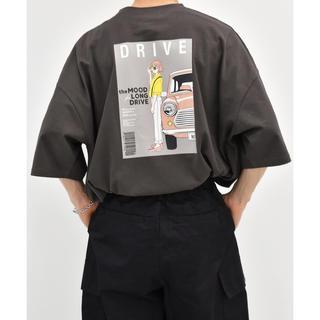 ハレ(HARE)のクティール最新Tシャツ完売商品M(Tシャツ/カットソー(半袖/袖なし))