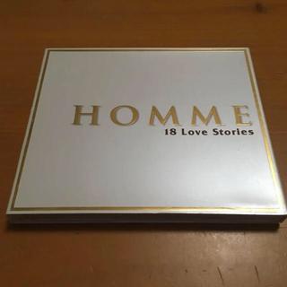 HOMME 18 Love Stories / 洋楽 オムニバス