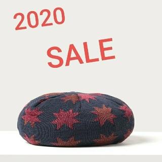 ヴィヴィアンウエストウッド(Vivienne Westwood)の2020新作✴️グラフィックスターベレー帽NV✴️ヴィヴィアンウエストウッド(ハンチング/ベレー帽)