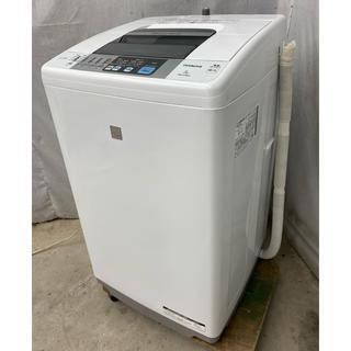 日立 - 2017年製美品 日立全自動洗濯機7.0kg 白い約束 NW-Z79E3