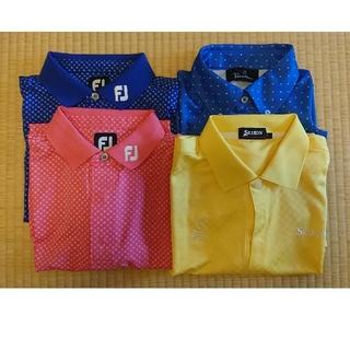 フットジョイ(FootJoy)のゴルフシャツ(ポロシャツ)