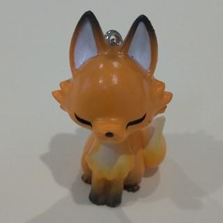 つぼみ狐 其の二 橙蕾狐(キャラクターグッズ)