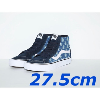 Supreme - Supreme®/Vans® Hole Punch Denim Sk8-Hi