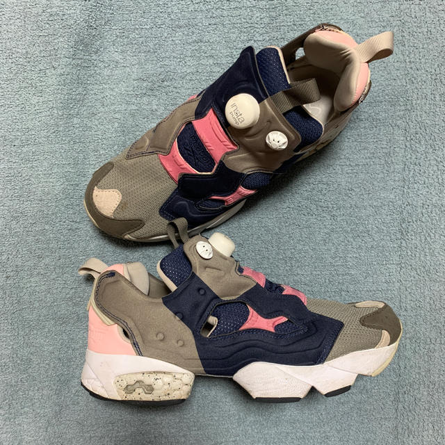 Reebok(リーボック)のメンズ:HEXALITE Reebok InstaPump Fury  メンズの靴/シューズ(スニーカー)の商品写真