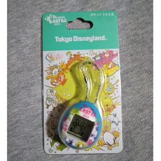 ディズニー(Disney)のディズニーイースター2019 ポケットうさたま 本体(携帯用ゲーム機本体)