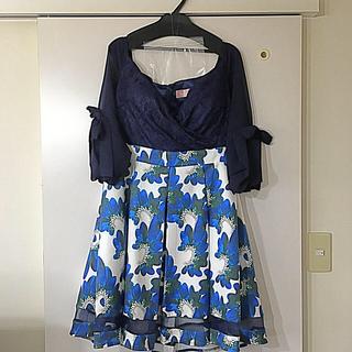 セイバー(SABRE)のキャバ ドレス ワンピース フレア(ナイトドレス)