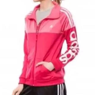 adidas - adidas アディダス ジャージ Pink L サイズ