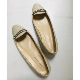 オデットエオディール(Odette e Odile)のOdette e Odile オデットエオディール チェーンローファー パンプス(ローファー/革靴)