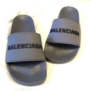 バレンシアガ(Balenciaga)のバレンシアガ シャワーサンダル(サンダル)
