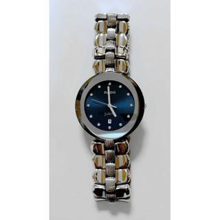 ラドー(RADO)のラドーRADO jubile サファイヤクリスタルSAPPHIRE CRYSTA(腕時計)