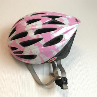 ベル(BELL)のBELL子供用ヘルメット ピンク(ヘルメット/シールド)