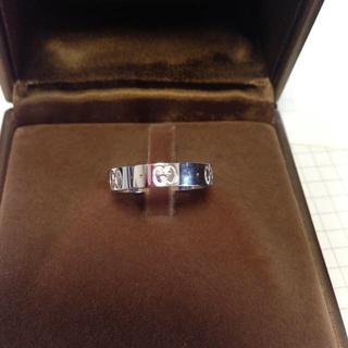 グッチ(Gucci)のGucci 18Kゴールドリング(リング(指輪))