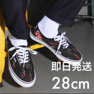 ヴァンズ(VANS)の28cm VANS × WACKO MARIA AUTHENTIC(スニーカー)
