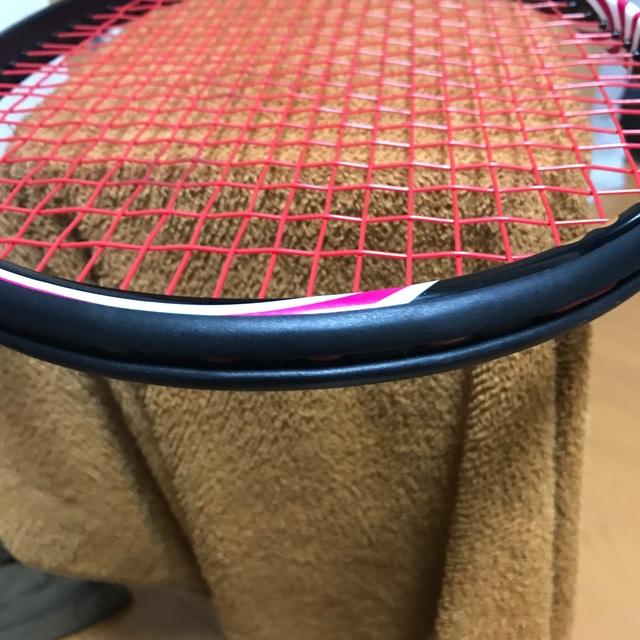wilson(ウィルソン)のウィルソンテニスラケットBLADE98 スポーツ/アウトドアのテニス(ラケット)の商品写真