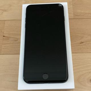 Apple - iPhone 7 Plus Black 128GB docomo