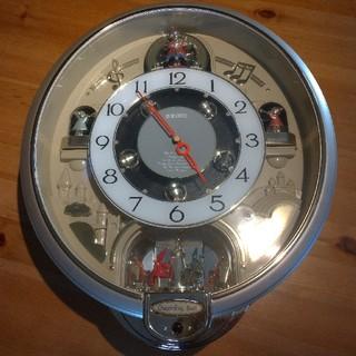 SEIKO - 【セイコー】SEIKOチャーミングベルからくり時計