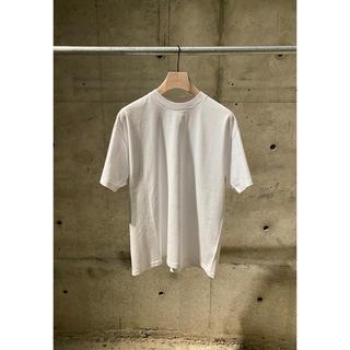 コモリ(COMOLI)の20SS comoli 空紡天竺 Tシャツ(Tシャツ/カットソー(半袖/袖なし))