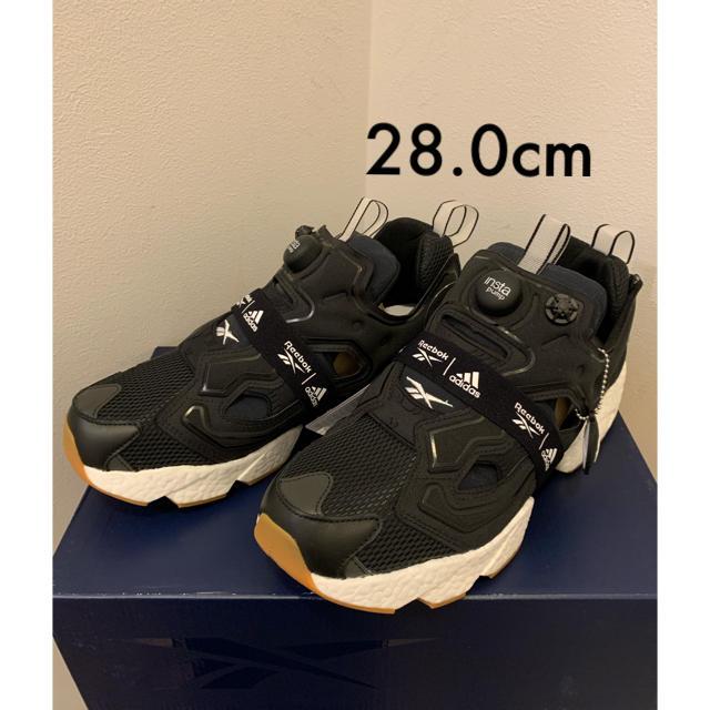 Reebok(リーボック)のポンプフューリーブースト 28cm メンズの靴/シューズ(スニーカー)の商品写真