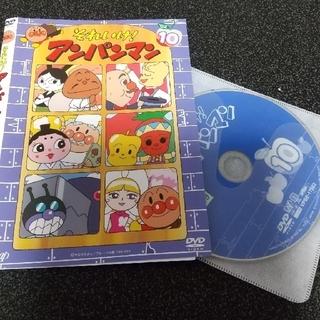 アンパンマン(アンパンマン)ののんた様専用です。それいけ!アンパンマン'三枚DVD画像のものです。(キッズ/ファミリー)