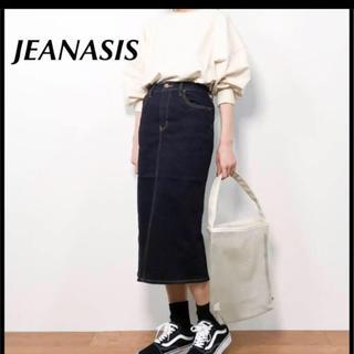 ジーナシス(JEANASIS)の❀︎JEANASIS❀︎デニムスカート(ひざ丈スカート)