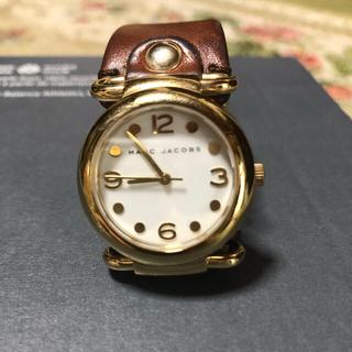マークバイマークジェイコブス(MARC BY MARC JACOBS)のマークジェイコブス 時計 レザー(腕時計)