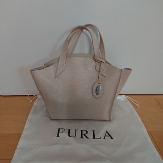 Furla - FURLA フルラ 本革 トートバッグ ハンドバック 美品