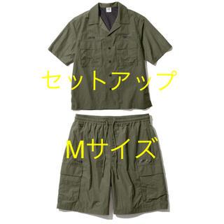 ソフ(SOPH)のGU 1MW by SOPH. +X  セットアップ M  オリーブ(その他)