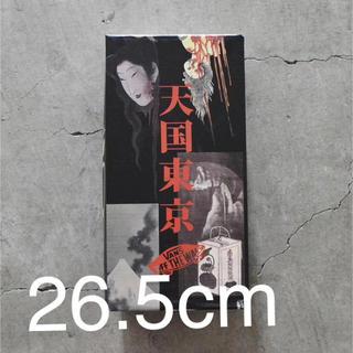 VANS - WACKO MARIA/VANS 天国東京お化け図26.5cm