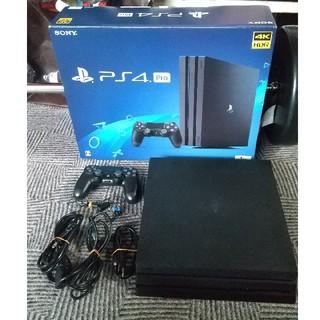 PlayStation4 - ps4 本体 CUH−7100BB01 ジェット・ブラック 1TB