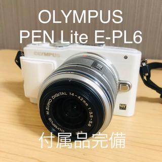 OLYMPUS - 【お値下げしました】オリンパス E-PL6