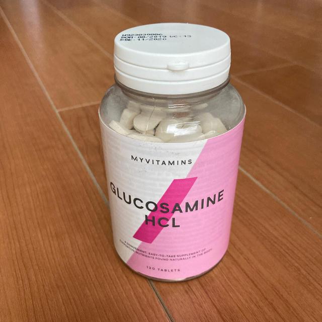 MYPROTEIN(マイプロテイン)のグルコサミンHCI 食品/飲料/酒の健康食品(その他)の商品写真