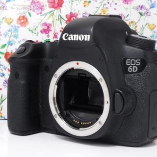 キヤノン(Canon)の◆フルサイズ◆Canon 6D ボディ(デジタル一眼)