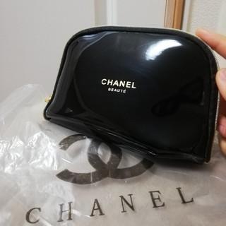 シャネル(CHANEL)のCHANEL 雪の結晶 ポーチ(ポーチ)