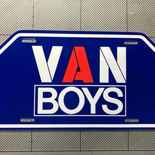 VAN BOYS ステッカー(その他)