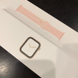 【美品】Apple Watch  第4世代 40mm ゴールド(腕時計(デジタル))