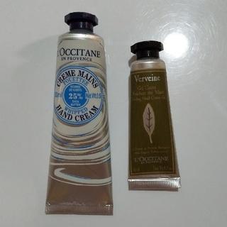 L'OCCITANE - ロクシタン ハンドクリーム 2本セット ホイップハンドクリーム ヴァーベナ アイ