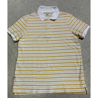 ユニクロ(UNIQLO)のユニクロ ボーダー ポロシャツ(ポロシャツ)