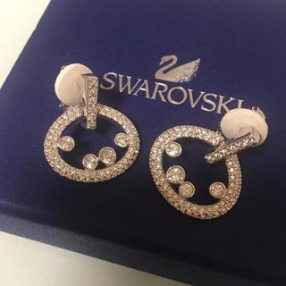SWAROVSKI - スワロフスキー イヤリング